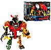 Трансформер робот 2 в 1 Transformers световые эффекты