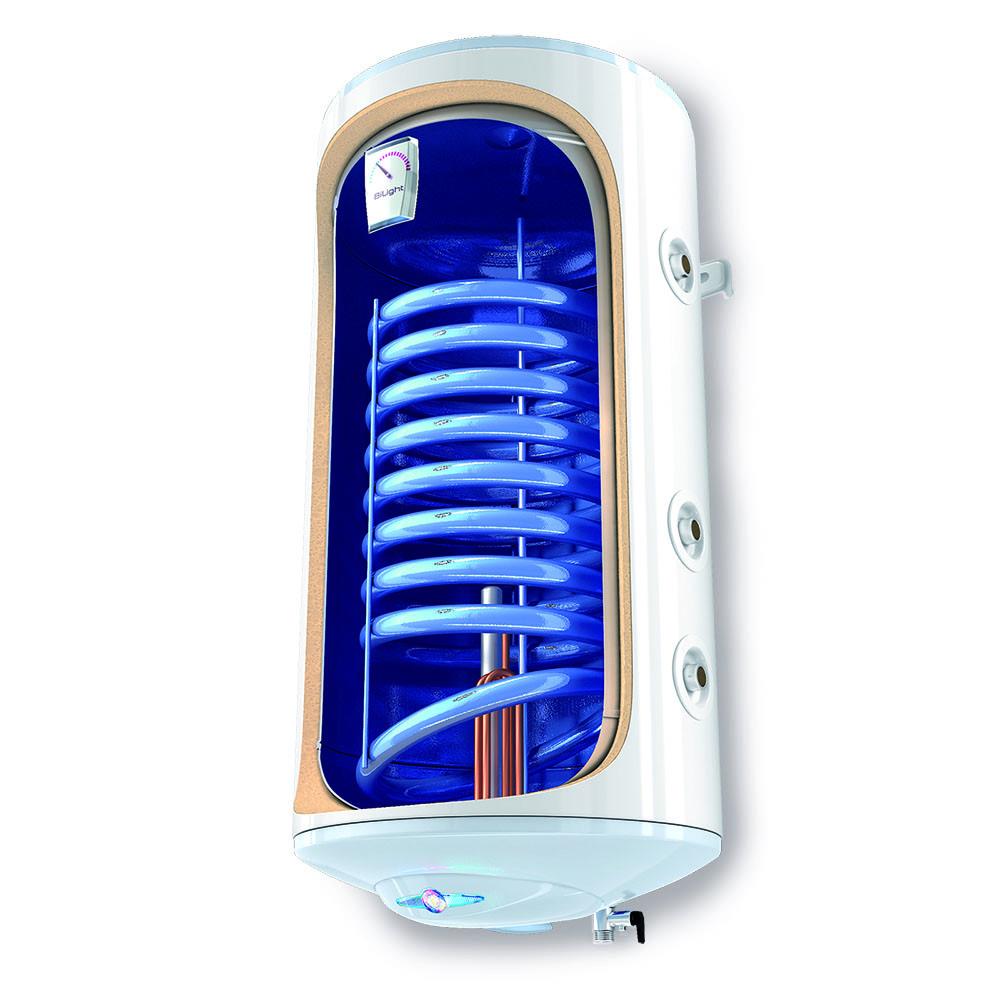 Комбінований водонагрівач Tesy Bilight 150 л, мокрий ТЕН 2,0 кВт (GCV9S1504420B11TSRP) 305156