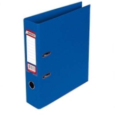 Папка-сегрегатор А4, 7 см. Синя Люкс R883604