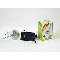 Светодиодная лампа с аккумулятором на солнечной батарее GR-020, лампа светодиодная, Solar Led Light GR-020