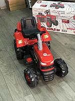 Детский электромобиль Трактор DOLU без прицепа (8061)