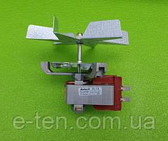 Мотор (двигун) вентилятора конвекції духовок - модель SP-25-AF-001 / 38W / 220V / T120 (Rotech, Туреччина)