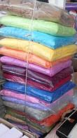 Покрывало махровое на кровать  двуспальное евро VERSACE - разные цвета