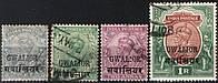 Британская Индия 1912-1914 Gwalior