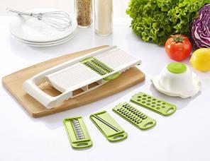 Терки, овощирезки и овощичистки