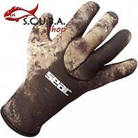 Перчатки для подводной охоты SEAC Camo 3,5 мм, фото 1