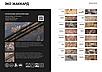Прямой диван Аскольд 3-В Вика (раскладной), фото 8