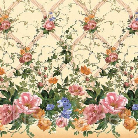 Клеенка DEKORAMA Цветочный сад, фото 2