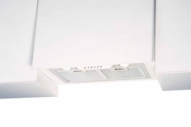 Вытяжка CATA LGT Plus 450 inox встраиваемая в шкаф, фото 2