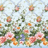 Клеенка DEKORAMA  Цветочный сад
