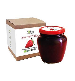 Клубничная паста LiQberry