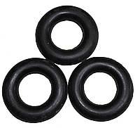 Еспандер бублик ОБ-001 малий з чорної гуми