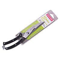 Ножницы кухонные Kamille из нержавеющей стали с ручками из ABS-пластика KM-5102