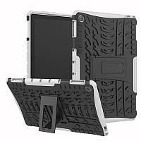 Чехол Armor Case для Huawei MediaPad M5 Lite 10.1 White