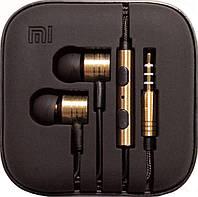 Наушники вкладыши-гарнитура, с микрофоном Xiaomi Mi