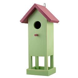 Скворечник для птиц деревянный Decoline Башня D9070-1