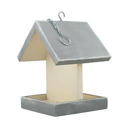Кормушка для птиц деревянная Decoline Серединка D9074-1