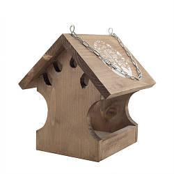 Кормушка для птиц Decoline деревянная  Дубок D9013