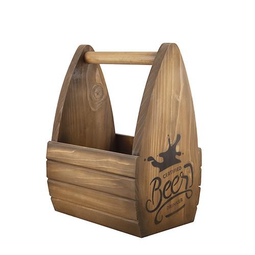Декоративний Пивний ящик дерев'яний Decoline Beer D9050
