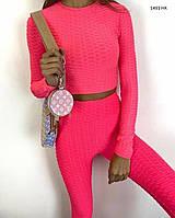 Женский спортивный Фитнес костюм 1491 НК, фото 1