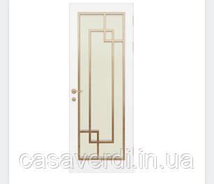 Накладка на входную дверь  Linea 2 Casa Verdi  из МДФ