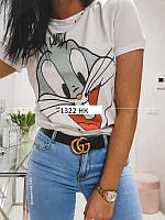 Женская футболка 1322 НК