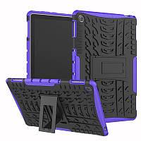 Чехол Armor Case для Huawei MediaPad M5 Lite 10.1 Purple