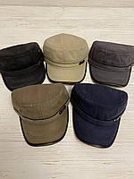 """Кепка-немка мужская джинсовая """"Style"""" 57-06 см Цвет указывайте при заказе"""