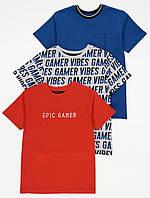 Модні футболки з ігровим принтом для хлопчика Джордж (поштучно)