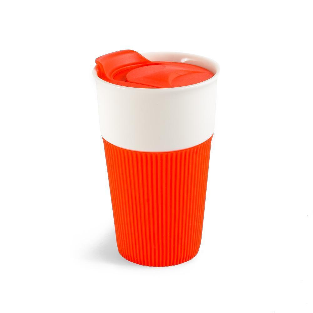 Керамічна чашка Philadelphia 480 мл Червона