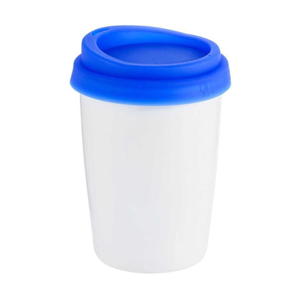 Керамическая чашка с двойной стенкой Jess 280 мл Синяя