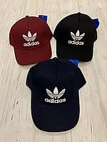 """Кепка чоловіча коттон """"Adidas"""" 57-60 см Колір вказуйте при замовленні"""