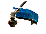 Електротріммер BauMaster GT-3515 з верхнім розташуванням двигуна,1500 Вт, диск/волосінь, С-подібна рукоятка, фото 7