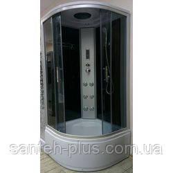 Гидромассажный бокс Atlantis Akl50p LUX 90*90*215 с КПУ( с панелью управления), фото 2
