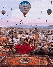 Картина за Номерами Відпочинок в Каппадокії 40х50см RainbowArt