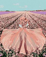 Картина за Номерами Поле тюльпанів 40х50см RainbowArt