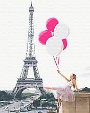 Картина за Номерами Мрії про Париж 40х50см RainbowArt