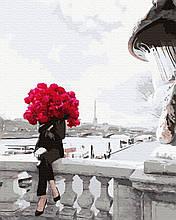 Картина за Номерами В кольорах 40х50см RainbowArt