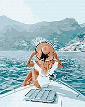 Картина за Номерами Морська прогулянка 40х50см RainbowArt
