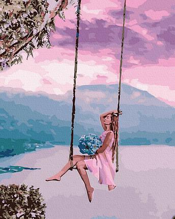 Картина по Номерам Карибские качели 40х50см RainbowArt, фото 2