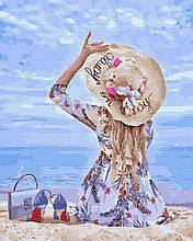 Картина за Номерами На піску 40х50см RainbowArt