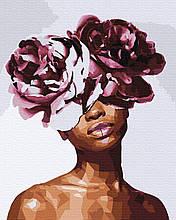 Картина по Номерам Женственность 40х50см RainbowArt
