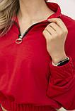 Спорт костюм жіночий 119R286 колір Червоний, фото 7
