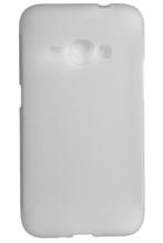 Чехол бампер для Samsung Galaxy J1 2016 J120 белый