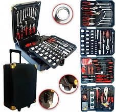 Набор инструментов Rainberg RB-001 399 в 1 в чемодане