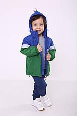 """Куртка """"Дино"""" для мальчика, фото 2"""