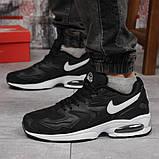Кросівки чоловічі 15233, Nike Air Max, чорні, [ 42 44 45 ] р. 44-27,7 див., фото 2