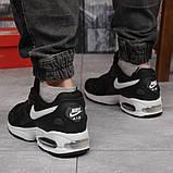 Кросівки чоловічі 15233, Nike Air Max, чорні, [ 42 44 45 ] р. 44-27,7 див., фото 4