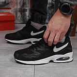 Кросівки чоловічі 15233, Nike Air Max, чорні, [ 42 44 45 ] р. 44-27,7 див., фото 7