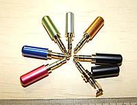 JC012 Штекер аудио джек коннектор роз'єм Jack разъем 3.5 мм 3pin папа для наушников навушників